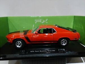 Welly 1/18 scale, 1970 Ford Mustang Boss 302
