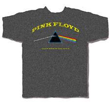 Pink Floyd-Vintage Dark Side-X-Large Heather Charcoal T-shirt