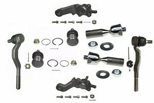 For Toyota Tacoma 4WD 1995-2004 Front End Steering Rebuild Package 6 Lug Kit