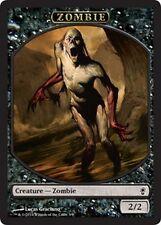 4x TOKEN Zombie 2/2 MTG MAGIC CNS Conspiracy English