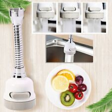 360° Kitchen Faucet Filter Bubbler Shower Extension Water Nozzle Spray Hose Tool
