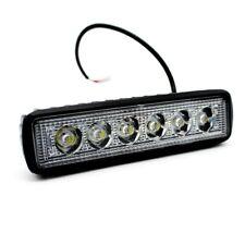 Car Vehicle LED Work Light Spotlight With Relay Modified LED Flood Light 12-24V