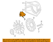GM OEM Cooling Fan-Pulley 12625313