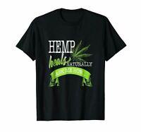 Hemp Heals Ask Me How Shirt CBD Coffee Cannabidiol Oil
