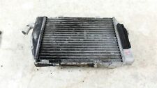 00 Honda RVT1000 R RVT 1000 RC51 RC 51 left side radiator