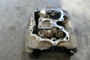 1986 Honda Fourtrax Four Trax 350  Cylinder head