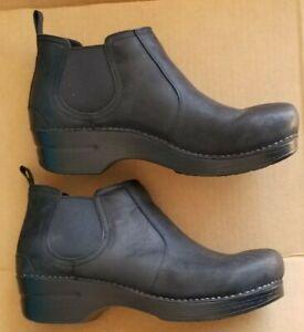 Dansko Frankie boot size 40 US size 9.5-10
