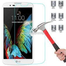 Real Tempered Glass Film Screen Protector for LG K10 K420N Mobile Phone
