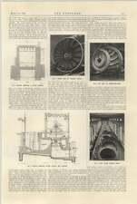 1925 Chancy-pougny Hydroelectric Power Station 2