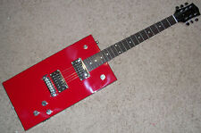 Gretsch Electromatic Cherry Bo Diddley Electric Guitar Square NOS Red Jet