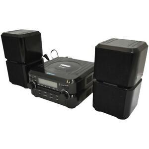 Naxa NS-441 Bluetooth CD Microsystem