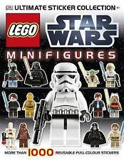 LEGO (R) Star Wars Minifigures Ultimate Sticker Collection by DK (Paperback, 2012)