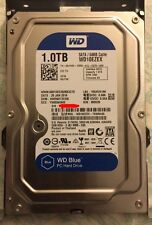 "WD Blue 1TB Desktop Hard Disk Drive 3.5"" - 7200 (WINDOWS 10)"