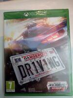 dangerous driving dr1v1ng neuf xbox one xboxone
