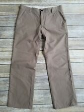 Apolis Global Citizen Standard Issue Utility Chino Mens Khaki Pants Size 30 X 26