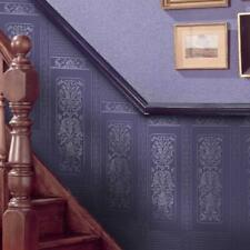 Paintable Wallpaper Paste The Wall DADO 10 Panels Per Roll Rococo Anaglypta