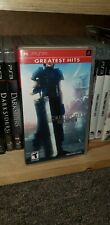 Crisis Core: Final Fantasy Vii (Sony Psp, 2008)! Greatest Hits! Complete!