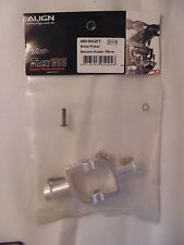 ALIGN T-REX 600 Metal Flybar Seesaw Holder Silver H60164QF
