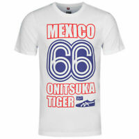 ASICS Onitsuka Tiger Genuine Men's Mexico 66 T-Shirt VGC Size S