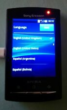Sony Ericsson Xperia Mini Pro X10 Mobile Phone Telephone Play Grade A