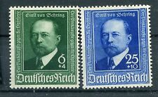GERMANY 1940 DIPHTHERIE SERUM MNH Set 2 Stamps