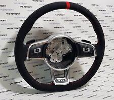 CLUBSPORT Lenkrad VW Golf 7 MK7 GTD Alcantara Multifunktion Sport OEM
