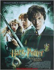HARRY POTTER ET LA CHAMBRE DES SECRETS Affiche Cinéma / Movie Poster 160x120