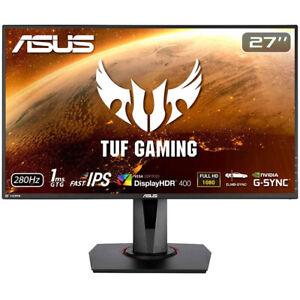 """ASUS TUF Gaming VG279QM 27"""" Full HD 1920x1080 280Hz Gaming Monitor"""