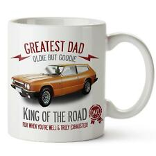 Personalised Reliant Scimitar GTE Car Mug Best Dad Fathers Day Gift CLD44