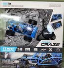 Power Craze Blue Souls Desert High Speed RC Car 17 Mph