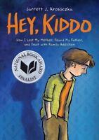 Hey, Kiddo, Paperback by Krosoczka, Jarrett J., Like New Used, Free shipping ...