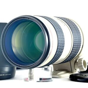 """""""Near Mint"""" Canon EF 70-200mm f/2.8L USM Perfectly Maintained by Canon ZOOM LENS"""