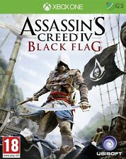 Assassin's creed iv 4 black flag greatest hits xbox one * neuf scellé pal *