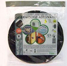 """Guarnizione adesiva gomma sintetica alta qualità MAPPY """"Musstik"""" mm.10 x mt.10"""