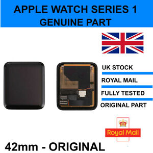 Genuine Apple Watch Series 1 42mm LCD Display Touch Screen Digitizer Replacement