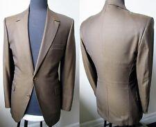 50's Vtg. Flawless Orignal TownCraft Mid-Century Iridescent Sharkskin Jacket