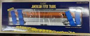 LIONEL, AMERICAN FLYER D & RGW, Streamliner Baggage car, S GAUGE 6-49945 NIB