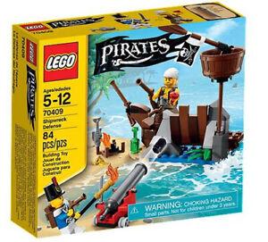LEGO Piraten Verteidigung des Schiffswracks (70409) ***NEU & OVP***