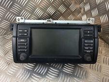 Autoradio GPS - BMW 320 d série 3 - Réf : 65526923875 / 65526923871