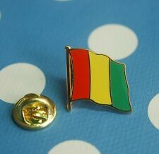 Guinea Pin Anstecker Flaggenpin Anstecknadel Button