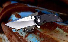 Messer Sanrenmu Black Slip Joint E real schwedischer 12C27 steel 77 9054 SUC-GH