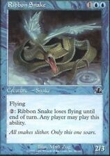 4x MTG: Ribbon Snake - Blue Common - Prophecy - PCY - Magic Card