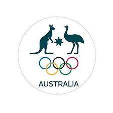 Australian Olympic Team Cardboard Cutout 45cm Gloss with Australian Coat of Arms