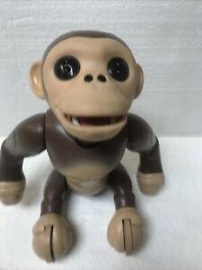Zoomer Chimpanzee Monkey Robot Interactive Toy Spin Master International