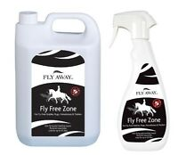 Fly Away - Horse Fly Free Zone For Horse 500ml or 5 Litre