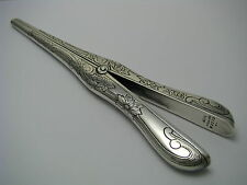 A SOLID STERLING SILVER GLOVE STRETCHERS by Gorham ca1909 Excel Condition Rare!