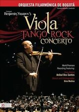 NEW Viola Tango Rock Concerto (DVD)