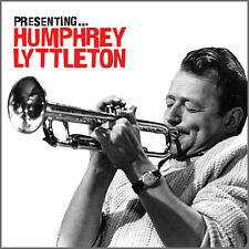 CD PRESENTING HUMPHREY LYTTLETON GEORGIA BUDDY'S HABITS SNAKE RAG MEMPHIS BLUES