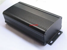NEW Aluminum Project Box Enclosure case Electronic_ DIY black 180x95x54mm(L*W*H)