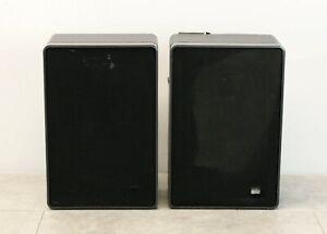 SABA Ultra HiFi Box 550 Vintage Lautsprecher Loudspeaker ein Paar